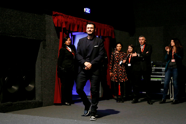 オーランド・ブルーム「Orlando Bloom Meets The Audience - 12th Rome Film Fest」:写真・画像(6)[壁紙.com]