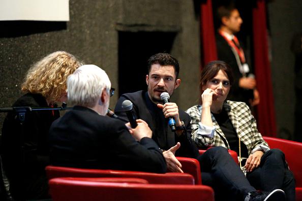 オーランド・ブルーム「Orlando Bloom Meets The Audience - 12th Rome Film Fest」:写真・画像(18)[壁紙.com]