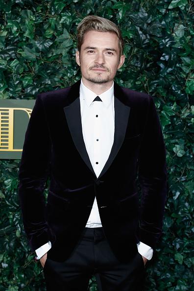 オーランド・ブルーム「The London Evening Standard Theatre Awards - Red Carpet Arrivals」:写真・画像(14)[壁紙.com]