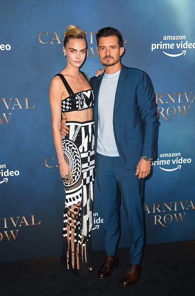 "Film and Television Screening「""Carnival Row"" London Screening - Red Carpet Arrivals」:写真・画像(8)[壁紙.com]"