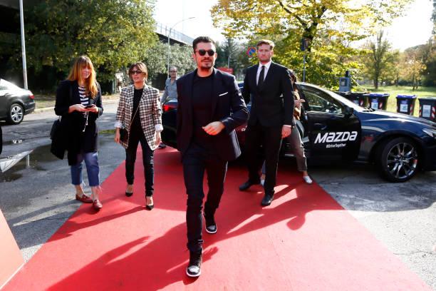 オーランド・ブルーム「Orlando Bloom Meets The Audience - 12th Rome Film Fest」:写真・画像(11)[壁紙.com]