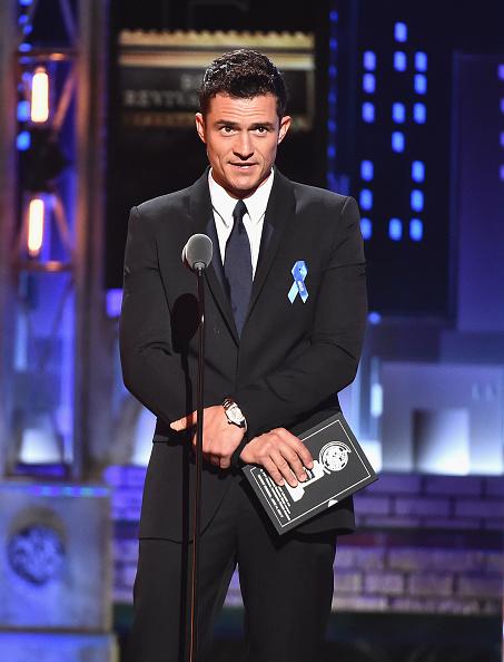 オーランド・ブルーム「2017 Tony Awards - Show」:写真・画像(14)[壁紙.com]