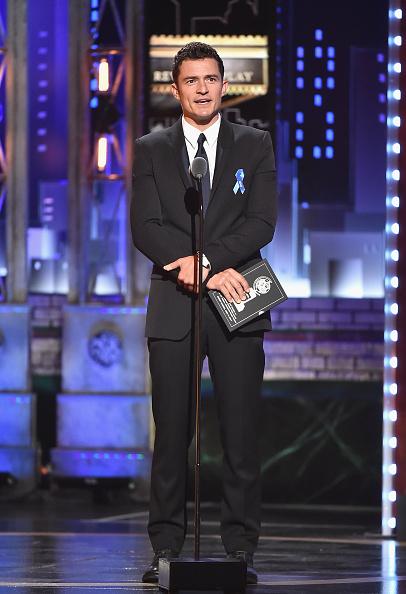 オーランド・ブルーム「2017 Tony Awards - Show」:写真・画像(0)[壁紙.com]