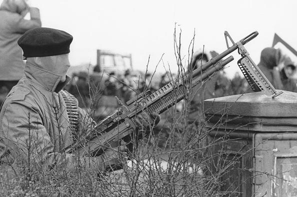 Beret「IRA Gunman」:写真・画像(4)[壁紙.com]