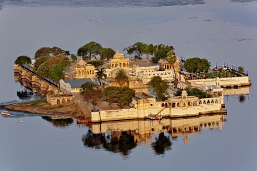 Lake Pichola「Jag Mandir Palace, Lake Pichola」:スマホ壁紙(18)