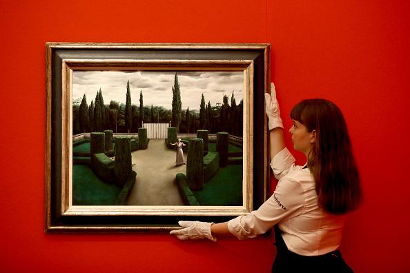Tristan Fewings「Impressionist, Modern & Surrealist Art Evening Sale Preview at Sotheby's London」:写真・画像(12)[壁紙.com]