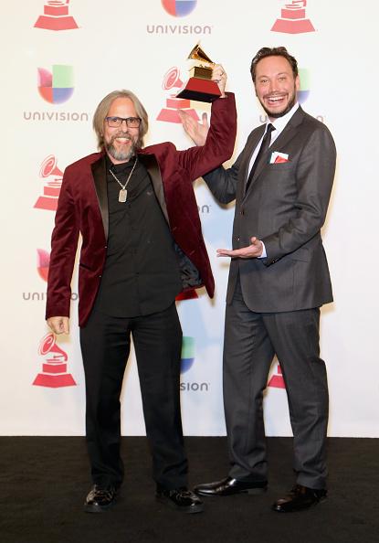 MGM Grand Garden Arena「The 19th Annual Latin GRAMMY Awards  - Press Room」:写真・画像(13)[壁紙.com]