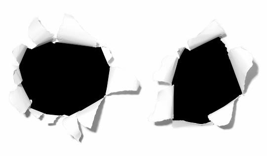 Broken「Design Holes (superhires)」:スマホ壁紙(17)