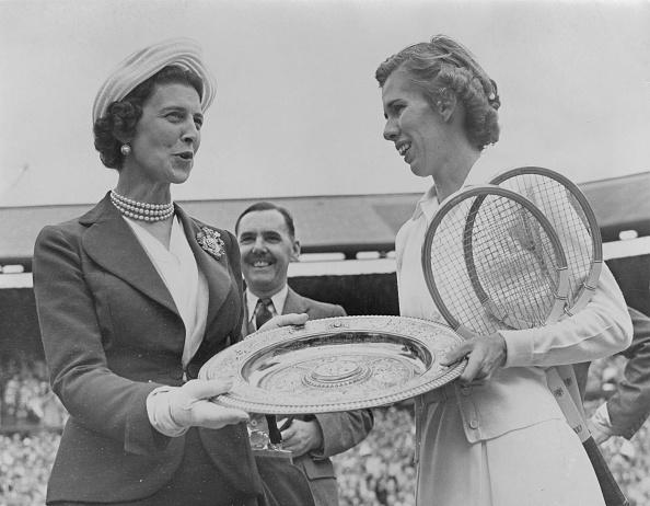 テニス「Doris Hart At Wimbledon」:写真・画像(14)[壁紙.com]