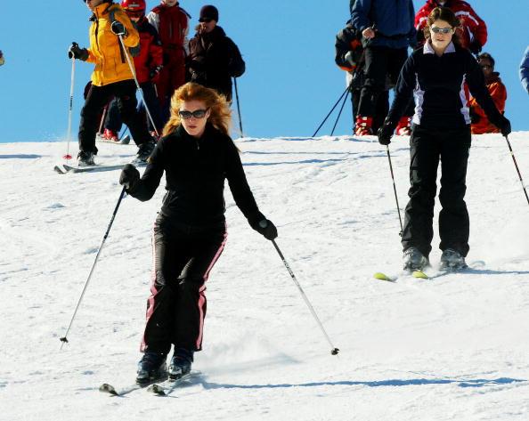 Ski Slope「Duchess of York in Verbier」:写真・画像(13)[壁紙.com]