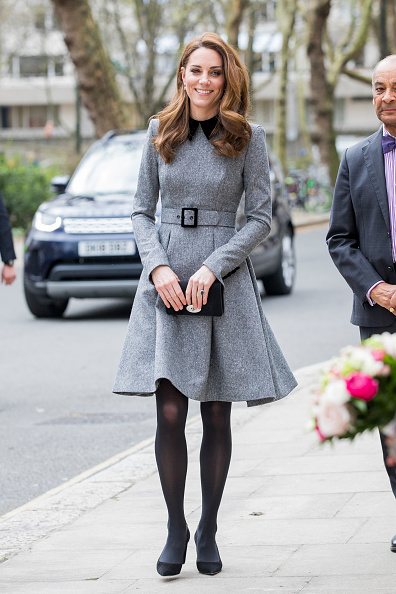 Full Length「The Duchess Of Cambridge Visits The Foundling Museum」:写真・画像(10)[壁紙.com]