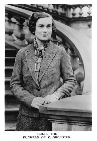 Coat - Garment「'HRH The Duchess of Gloucester' (1901-2004), 1937. Artist: Unknown.」:写真・画像(16)[壁紙.com]