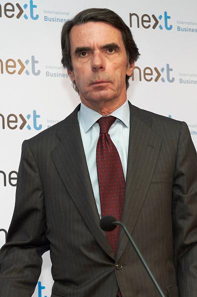 Jose Maria Aznar「'No Hay Ala Oeste En La Moncloa' Book Presentation」:写真・画像(8)[壁紙.com]