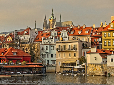 Hradcany「River View Prague」:スマホ壁紙(12)