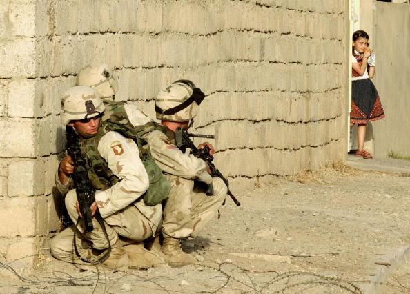 Iraq War 2003-2011「Saddam Hussein's Sons Confirmed Dead In U.S. Raid」:写真・画像(4)[壁紙.com]