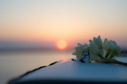 Paper Craft「Sunset and boring」:スマホ壁紙(16)