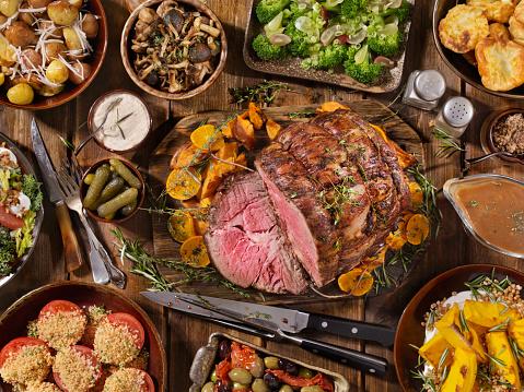 Dinner「Roast Beef Feast」:スマホ壁紙(13)