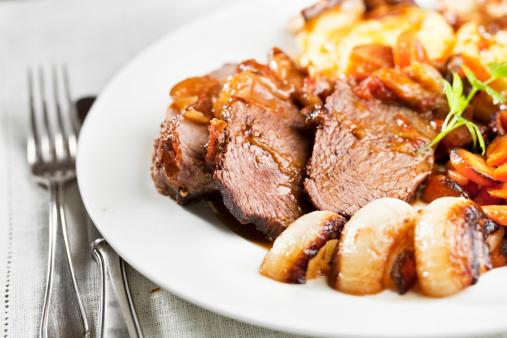 Roast Dinner「roast beef」:スマホ壁紙(13)