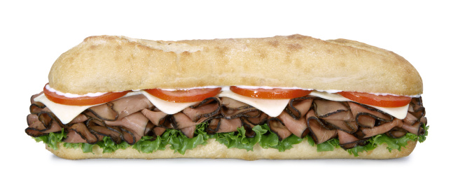 Long「Roast beef sandwich」:スマホ壁紙(10)