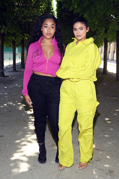 Kylie Jenner「Louis Vuitton: Front Row - Paris Fashion Week - Menswear Spring/Summer 2019」:写真・画像(12)[壁紙.com]