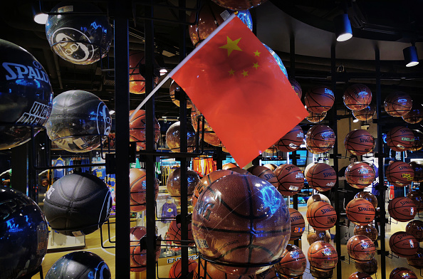 NBA「NBA Moves To Salvage Its Brand In China」:写真・画像(17)[壁紙.com]