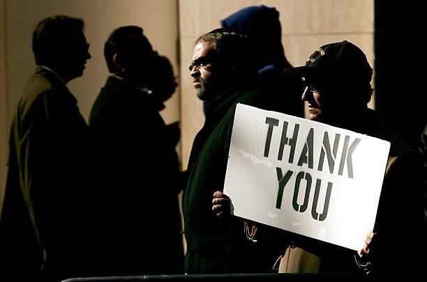 New York's 87th Veterans Day Parade Honors WWII Veterans:ニュース(壁紙.com)