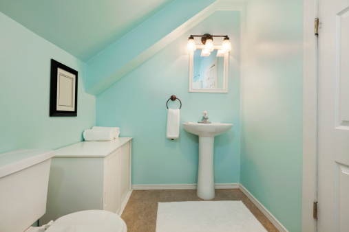 Sink「Colorful Little Bathroom」:スマホ壁紙(10)