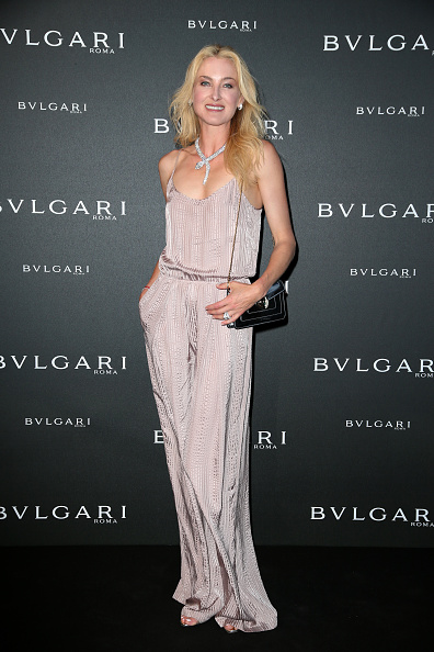 Gray Dress「BVLGARI Brand Event - Press Dinner」:写真・画像(6)[壁紙.com]