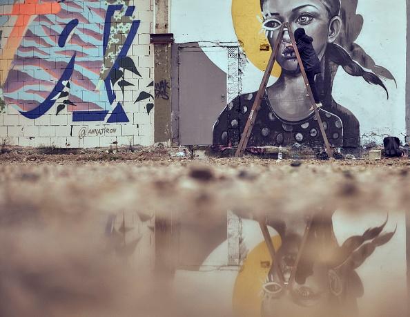 Adam Pretty「Hands Off The Wall - Female Street Art Festival」:写真・画像(8)[壁紙.com]