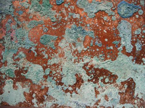 Rusty「Copper & verdigris」:スマホ壁紙(19)