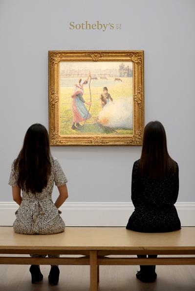Tristan Fewings「Impressionist, Modern & Surrealist Art Evening Sale Preview at Sotheby's London」:写真・画像(8)[壁紙.com]