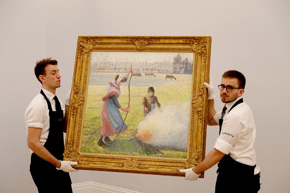 Tristan Fewings「Impressionist, Modern & Surrealist Art Evening Sale Preview at Sotheby's London」:写真・画像(7)[壁紙.com]