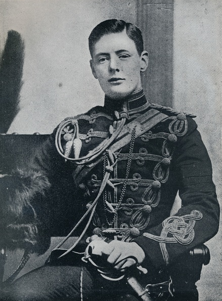 Military Uniform「'Soon he was a dashing subaltern in the 4th Hussars', 1895, (1945)」:写真・画像(10)[壁紙.com]
