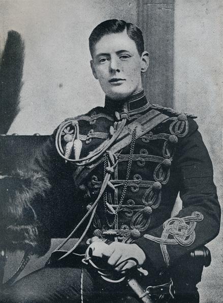 Military Uniform「'Soon he was a dashing subaltern in the 4th Hussars', 1895, (1945)」:写真・画像(13)[壁紙.com]