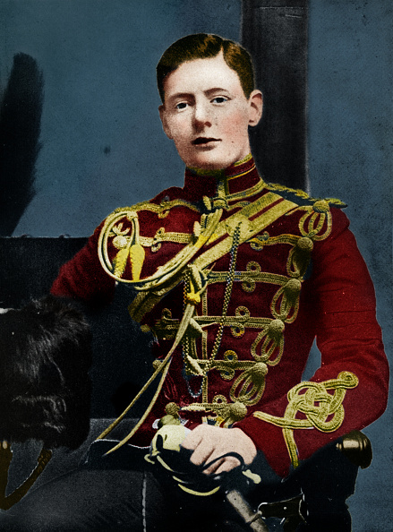 Teenager「Soon He Was A Dashing Subaltern In The 4Th Hussars, 1895, (1945)」:写真・画像(9)[壁紙.com]