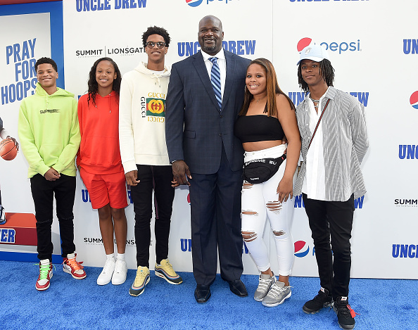 """Shaquille O'Neal「""""Uncle Drew"""" New York Premiere」:写真・画像(15)[壁紙.com]"""