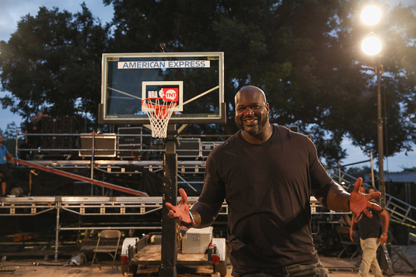 Shaquille O'Neal「Shaquille Oâ™Neal Attends The 2018 Austin City Limits Festival With American Express In Austin,」:写真・画像(17)[壁紙.com]