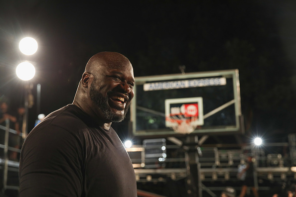 Shaquille O'Neal「Shaquille Oâ™Neal Attends The 2018 Austin City Limits Festival With American Express In Austin,」:写真・画像(10)[壁紙.com]