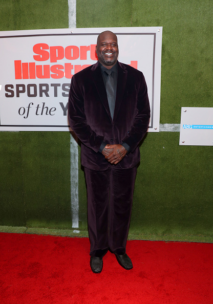 Shaquille O'Neal「Sports Illustrated Sportsperson Of The Year 2019」:写真・画像(8)[壁紙.com]