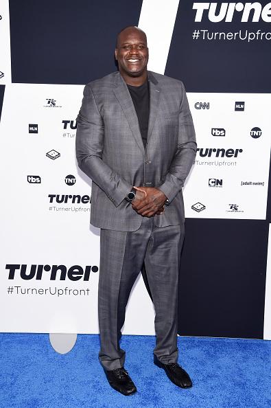 Shaquille O'Neal「Turner Upfront 2017 - Arrivals」:写真・画像(10)[壁紙.com]