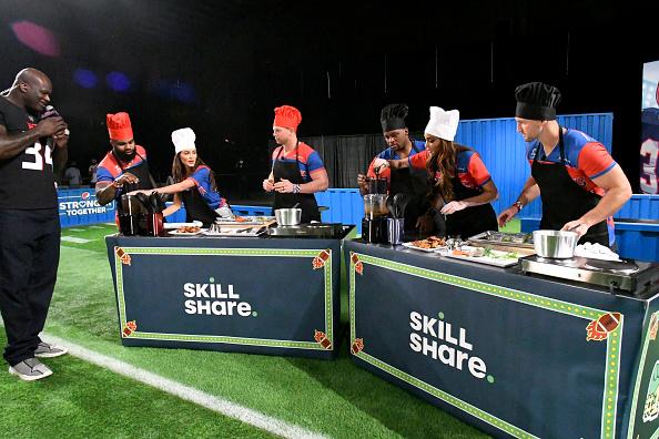 Seasoning「Super Bowl LV - The SHAQ Bowl」:写真・画像(9)[壁紙.com]
