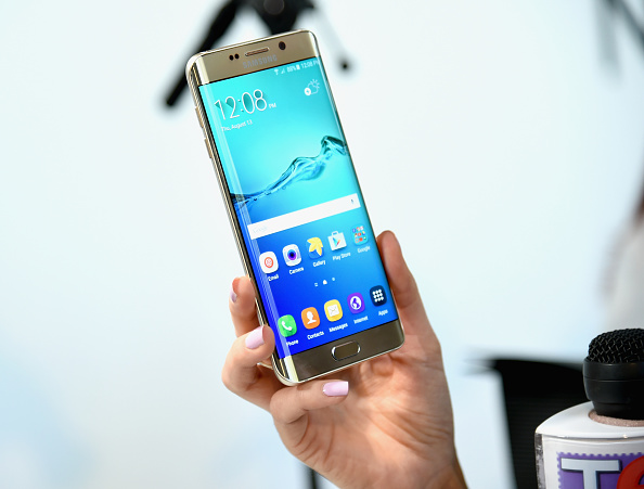 Samsung Galaxy「Samsung Celebrates The Unveiling Of The Galaxy S6 edge+ And Galaxy Note5」:写真・画像(3)[壁紙.com]
