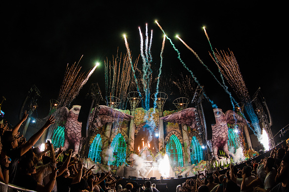 EDC「EDC Electric Daisy Carnival - Day 2」:写真・画像(8)[壁紙.com]