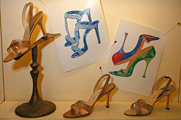 Manolo Blahnik Makes A Personal Appearance At Bergdorf Goodman:ニュース(壁紙.com)