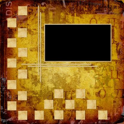 Manuscript「Grunge frameworks for invitation on the vintage abstract background」:スマホ壁紙(19)