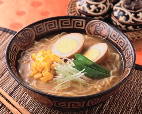 Miso Ramen「Noodle Soup」:スマホ壁紙(12)