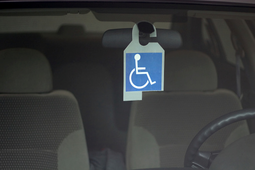 Accessibility for Persons with Disabilities「disabled badge」:スマホ壁紙(18)
