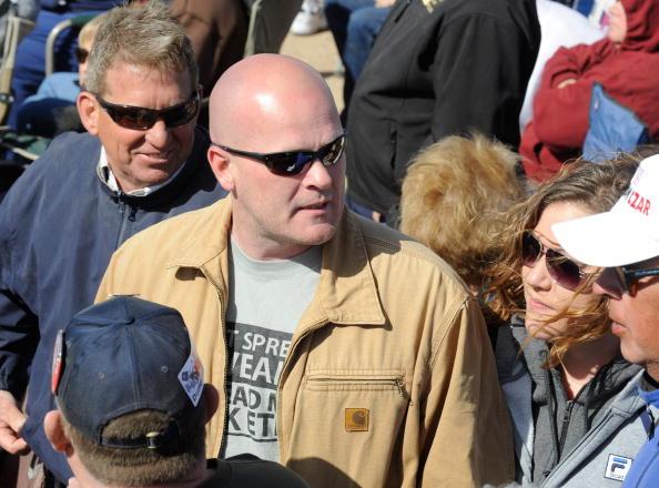 Joe Wurzelbacher「Large Tea Party Rally Held In Sen. Harry Reid's Hometown Of Searchlight, NV」:写真・画像(7)[壁紙.com]