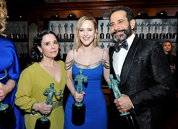 Three Quarter Length「26th Annual Screen Actors Guild Awards - Trophy Room」:写真・画像(2)[壁紙.com]