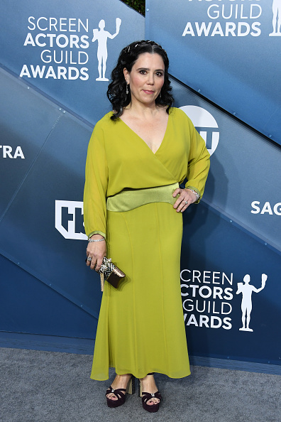Yellow Dress「26th Annual Screen ActorsGuild Awards - Arrivals」:写真・画像(13)[壁紙.com]